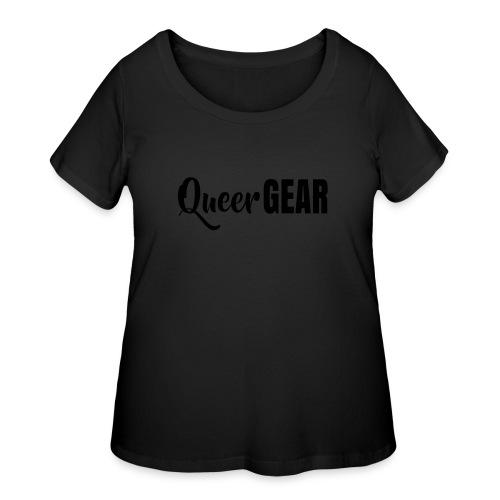 Queer Gear T-Shirt - Women's Curvy T-Shirt