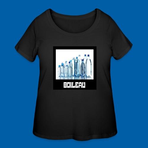 ddf9 - Women's Curvy T-Shirt