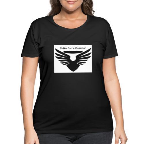 Strike force - Women's Curvy T-Shirt