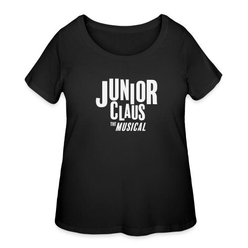 Junior Claus - Women's Curvy T-Shirt