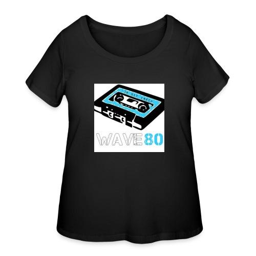 Alt Logo - Women's Curvy T-Shirt
