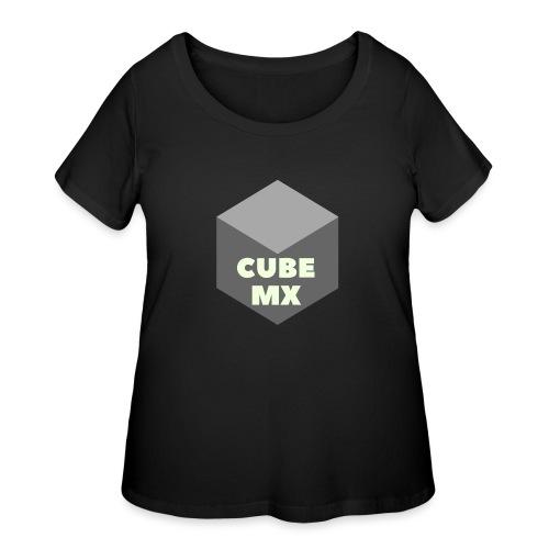 CubeMX - Women's Curvy T-Shirt