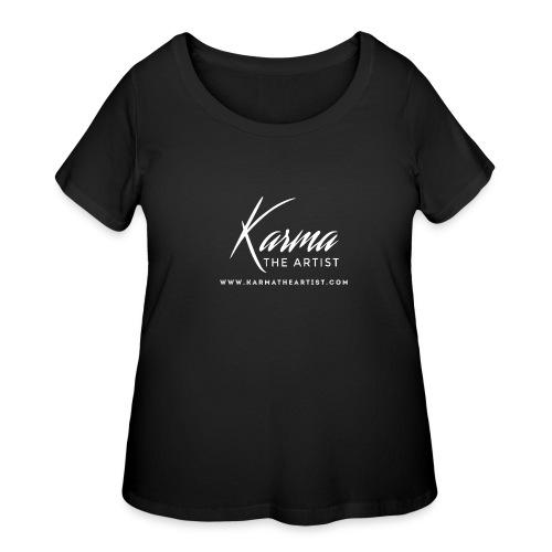 Karma - Women's Curvy T-Shirt