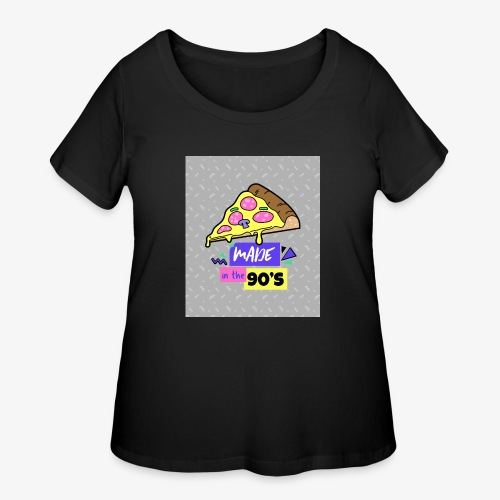 Made In The 90's - Women's Curvy T-Shirt