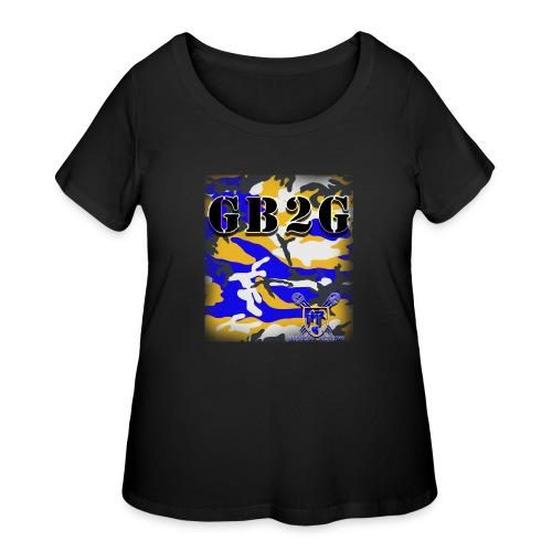 GB2G - Women's Curvy T-Shirt