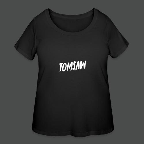 Tomsaw NEW - Women's Curvy T-Shirt