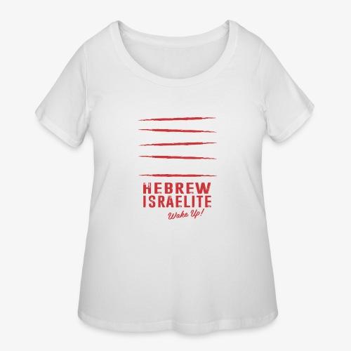 Hebrew Israelite - Women's Curvy T-Shirt
