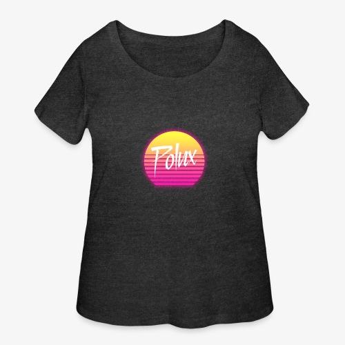 Una Vuelta al Sol - Women's Curvy T-Shirt