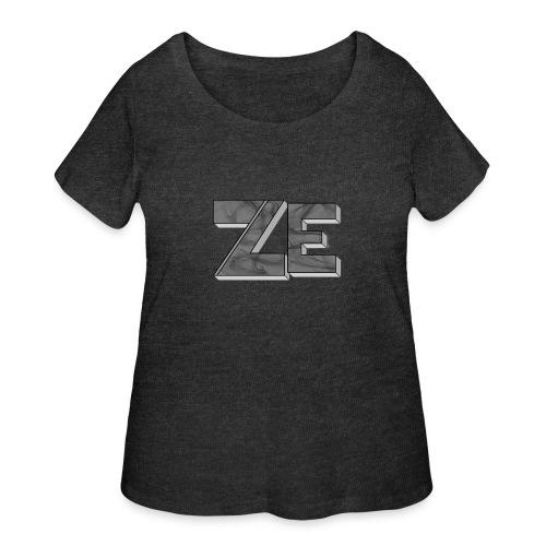 Ze - Women's Curvy T-Shirt