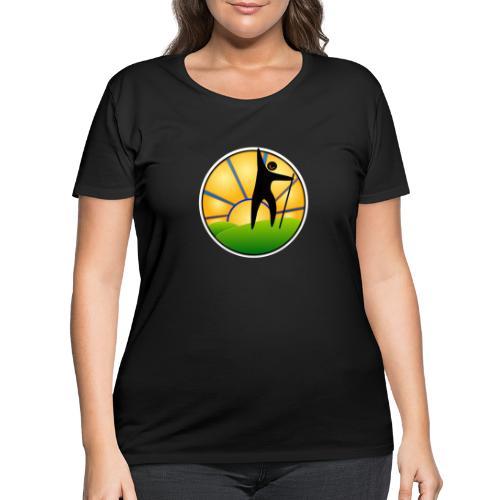 Success - Women's Curvy T-Shirt