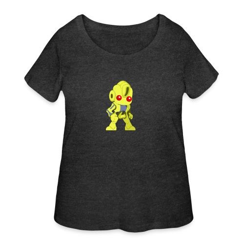 Ex17 Mug - Women's Curvy T-Shirt