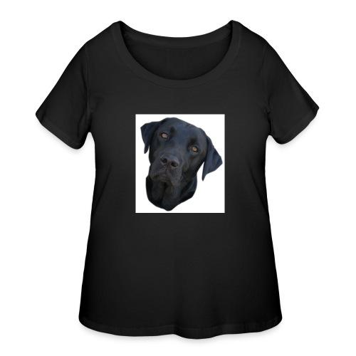 bentley2 - Women's Curvy T-Shirt