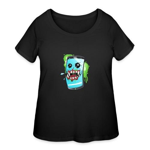 d12 - Women's Curvy T-Shirt