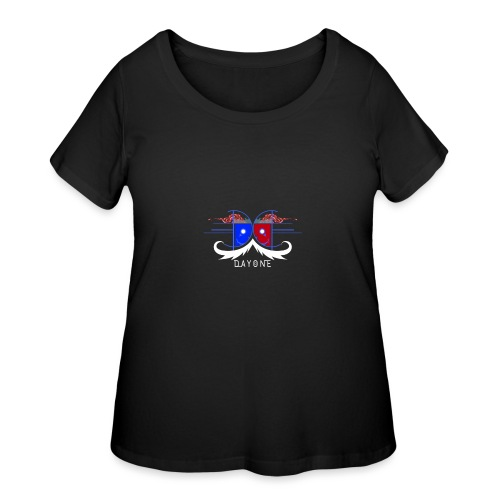 d19 - Women's Curvy T-Shirt