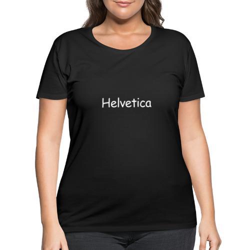 Design 4 - Women's Curvy T-Shirt