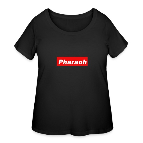 Pharaoh - Women's Curvy T-Shirt