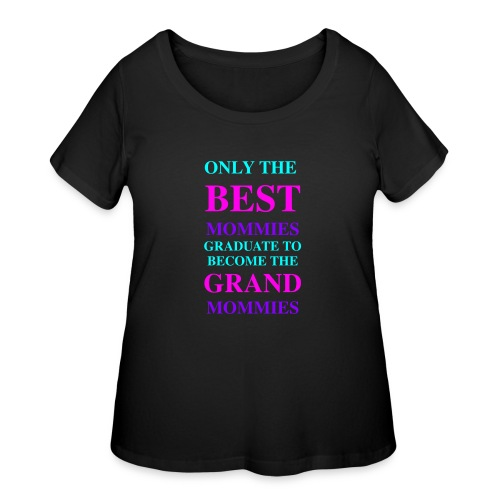 Best Seller for Mothers Day - Women's Curvy T-Shirt