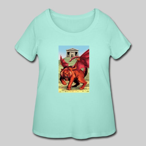 Manticore - Women's Curvy T-Shirt
