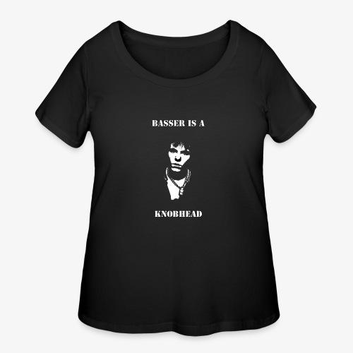 Basser Design - Women's Curvy T-Shirt