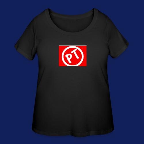 Enblem - Women's Curvy T-Shirt