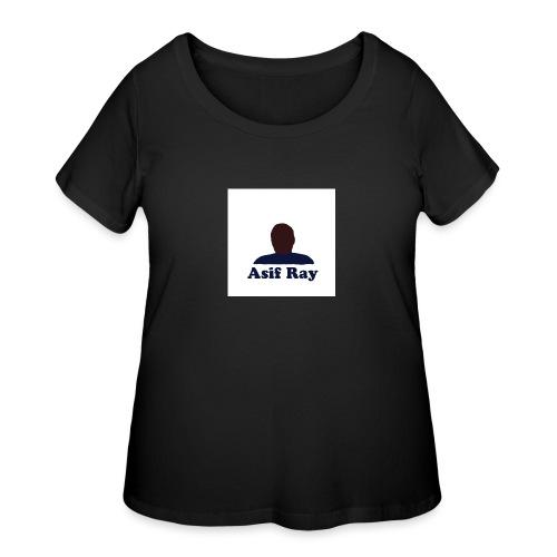 Untitled 3 - Women's Curvy T-Shirt