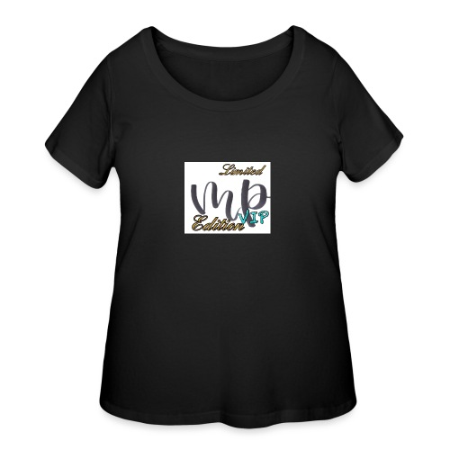 VIP Limited Edition Merch - Women's Curvy T-Shirt