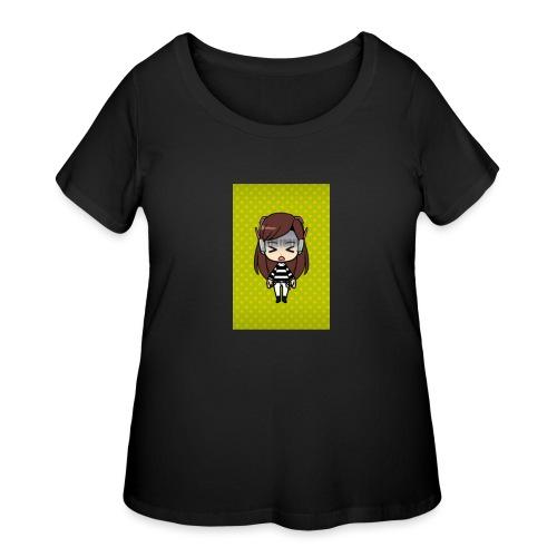 Kids t shirt - Women's Curvy T-Shirt