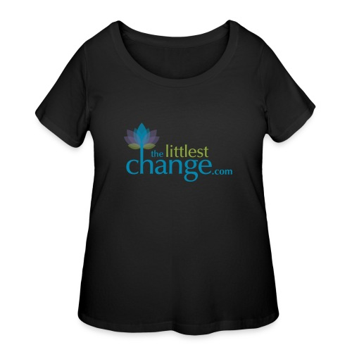 Anything is Possible - Women's Curvy T-Shirt