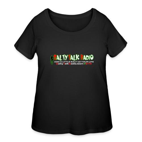 str front png - Women's Curvy T-Shirt