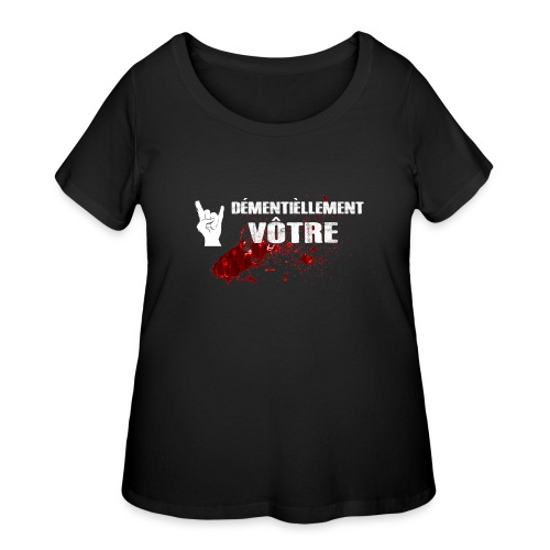 2017logo4000px - Women's Curvy T-Shirt