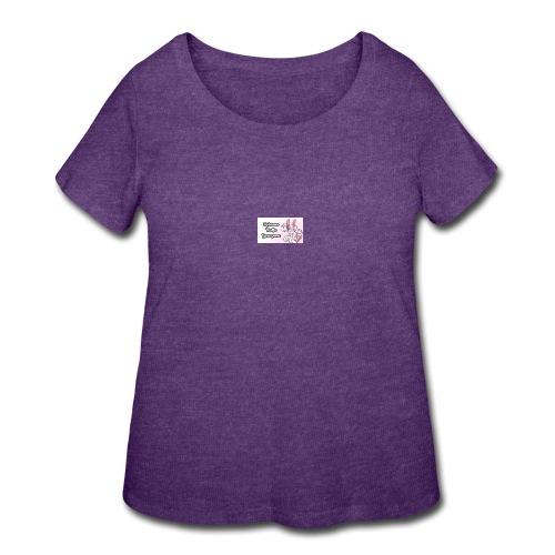 sylvee is a troll - Women's Curvy T-Shirt