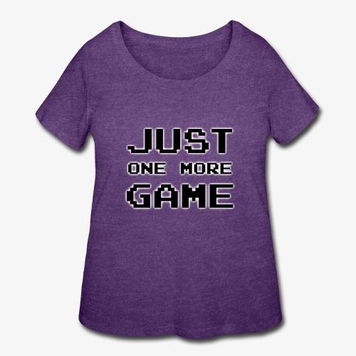 onemore - Women's Curvy T-Shirt