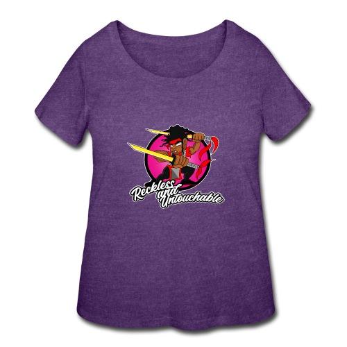 ru won 01 - Women's Curvy T-Shirt