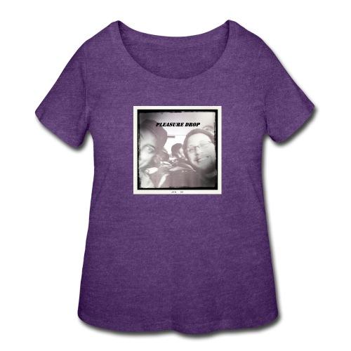 Pleasure Drop - Women's Curvy T-Shirt