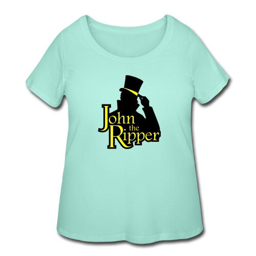 John the Ripper - Women's Curvy T-Shirt