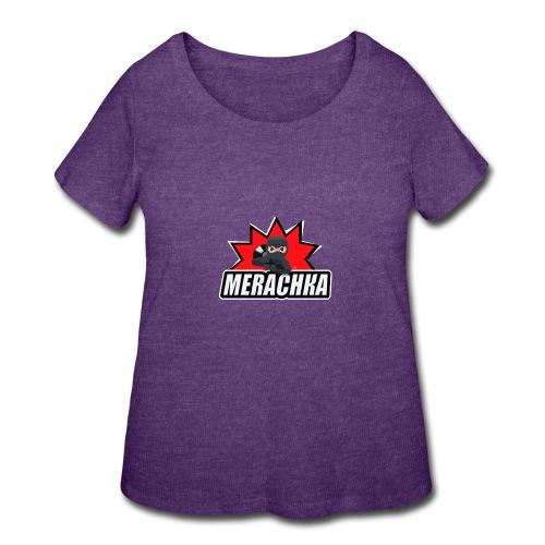 MERACHKA - Women's Curvy T-Shirt