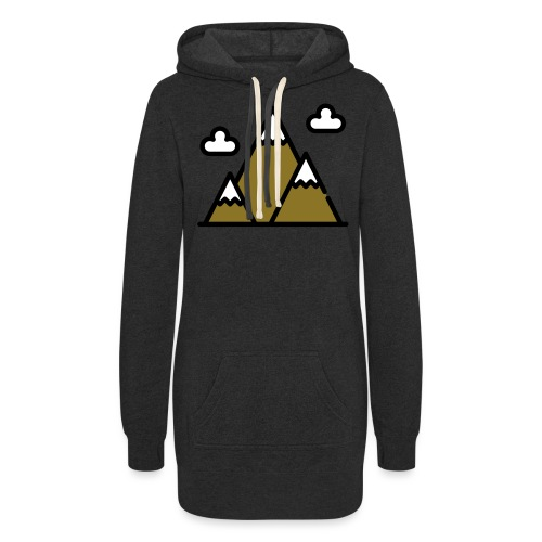 The Mountains - Women's Hoodie Dress