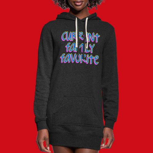 Current Family Favorite - Women's Hoodie Dress