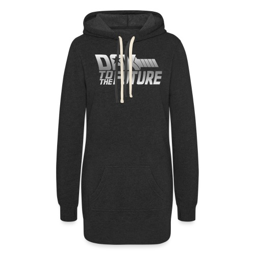 Dak To The Future - Women's Hoodie Dress
