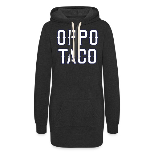 Oppo Taco (Los Angeles) - Women's Hoodie Dress