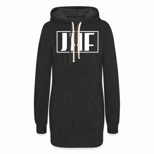JHF logo 2 - Women's Hoodie Dress
