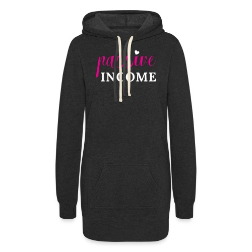 Passive Income - Women's Hoodie Dress