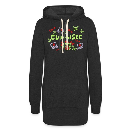 The Clown Hacker - Women's Hoodie Dress