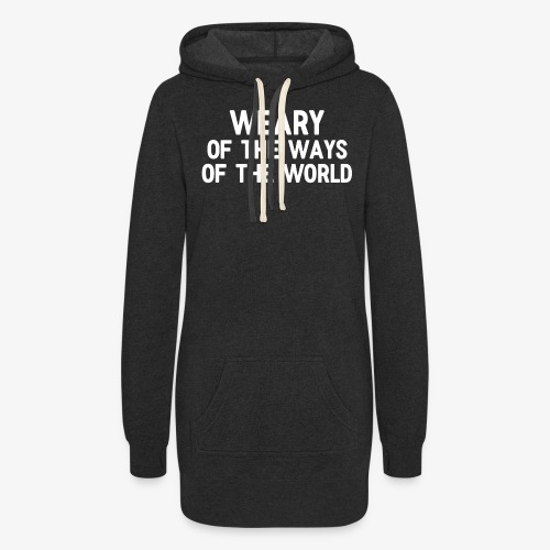 Weary - Women's Hoodie Dress