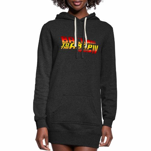 Back To The ABAP - Women's Hoodie Dress