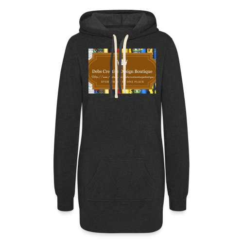 Debs Creative Design Boutique with site - Women's Hoodie Dress