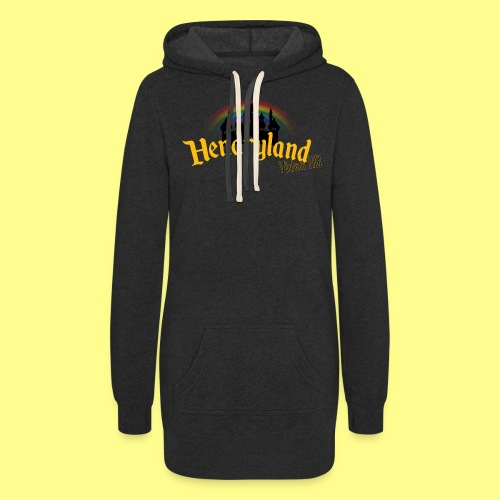 HENDRYLAND logo Merch - Women's Hoodie Dress
