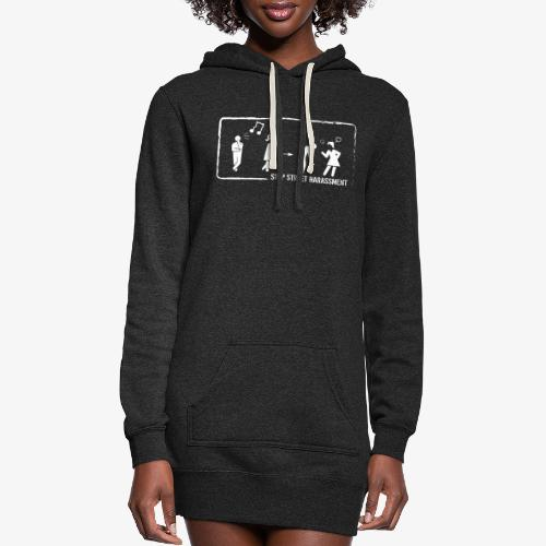 No more Wolf-Whistling - Women's Hoodie Dress