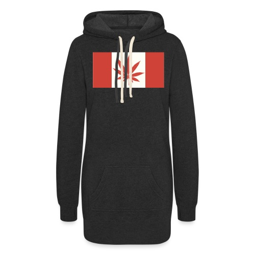 Canada 420 - Women's Hoodie Dress