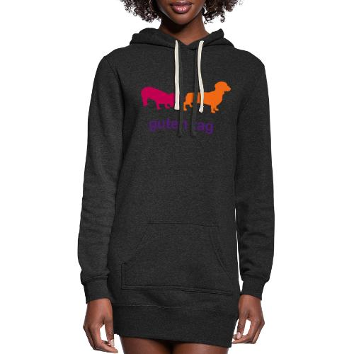 Guten Tag - Women's Hoodie Dress